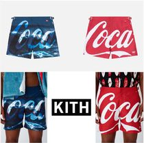 【KITH × COCA-COLA】BULLDOG SWIM SHORT