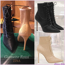 【19AW NEW】 Gianvito Rossi_Women/ZINA/アンクルブーツ