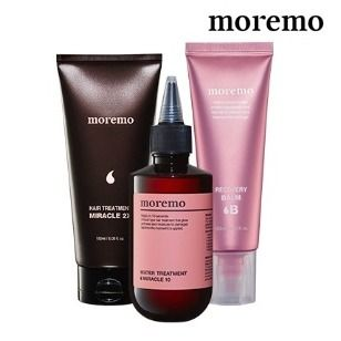 【moremo】ヘアトリートメント お得な3点セット★追跡送料込