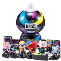 ★BT21×Young Toy's★ BT21 ランダムフィギュア 7個 Ver.3