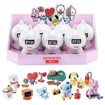 ★BT21×Young Toy's★ BT21 ランダム フィギュア 全7種 Ver.1