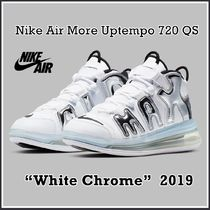 "Nike Air More Uptempo 720 QS ""White Chrome"" 2019 SS 19"