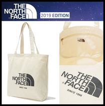 ★関税込/イベント中★THE NORTH FACE★COTTON TOTE★IVORY★