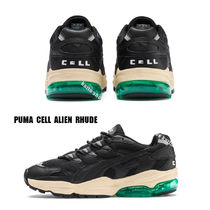 PUMA★CELL ALIEN RHUDE★コラボ★兼用