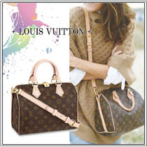 大人気★ 定番 Louis Vuitton SPEEDY Bandouliere 25