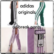 adidas originals * 大人気!! adibreak pants * 送料追跡無料