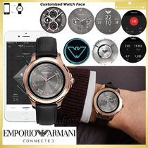 【NEW☆★SALE】ARMANI タッチスクリーンSmartWatch ART5012