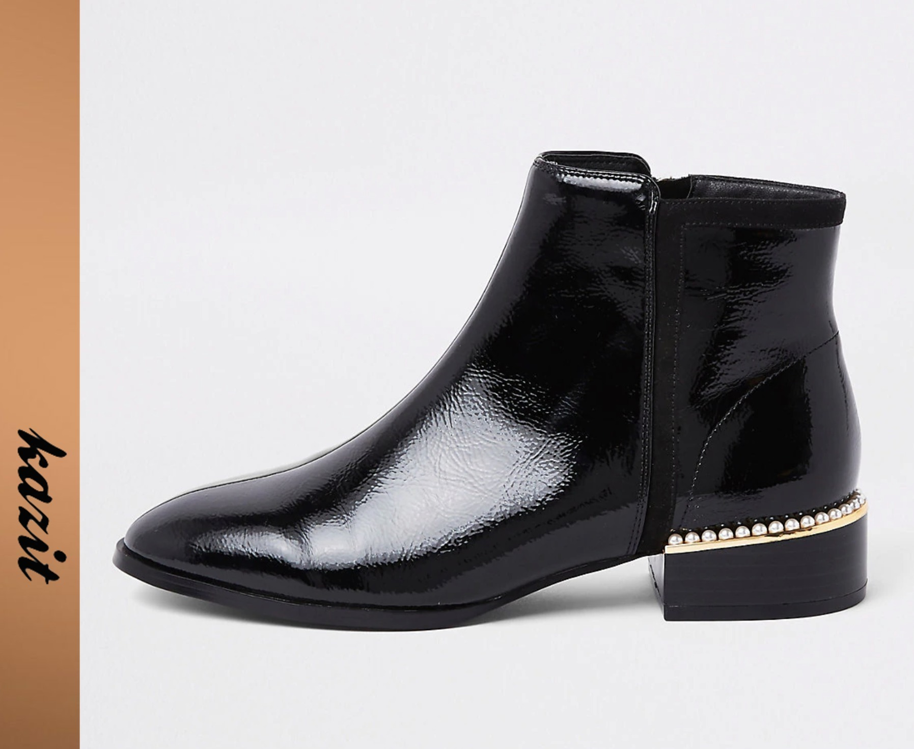 2019-20AW Casual Style Faux Fur Ankle