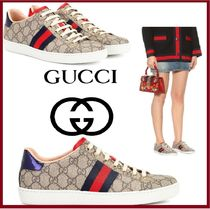 GUCCIグッチ★Ace GG Supreme sneakers★レディーススニーカー