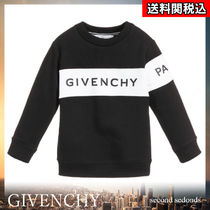 GIVENCHY 大人もOK ロゴ プリント スウェット