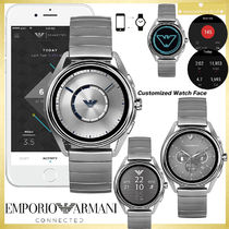 【NEW☆★SALE】ARMANI タッチスクリーンSmartWatch ART5006