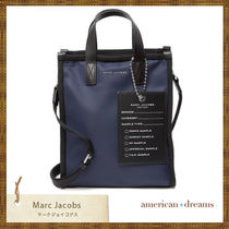 SALE! Marc Jacobs ナイロン トートバッグ black