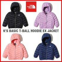 THE NORTH FACE◆限定!!◆K'S BASIC T-BALL HOODIE EX JACKET☆