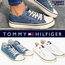 ◆送料無料◆Tommy Hilfiger◆Low Cut Canvas ◆日本未入荷◆