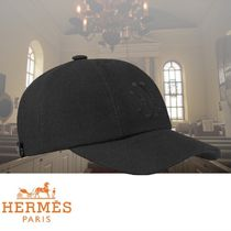 19SS★HERMES【エルメス】★Casquette Serena Hlift