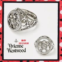 19AW新作★Vivienne Westwood AARON SEAL RING シグネットリング