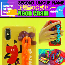 【NEW】「SECOND UNIQUE NAME」 Neon Chain 正規品