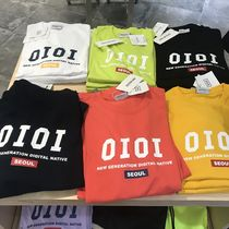 【5252 by OiOi】2019 SIGNATURE T-SHIRTS 全7色 追跡送料込