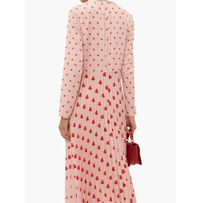RED VALENTINO ワンピース 【希少★RED VALENTINO 関税込 】ハートプリント ワンピース 2色(11)