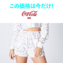 KITH WOMEN X COCA-COLA MULTI SHORT キス コカコーラ ショーツ