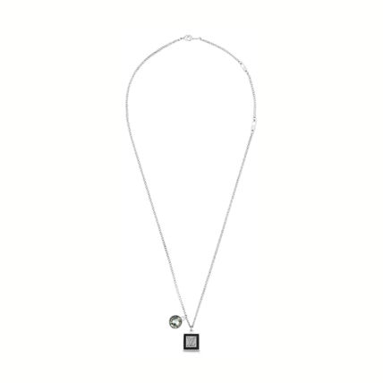 Louis Vuitton ネックレス・チョーカー Louis Vuitton(ルイヴィトン) MONOGRAM STRASS CHARM NECKLACE(2)