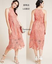 セール! Eri + Ali Ava Lace Midi Dress