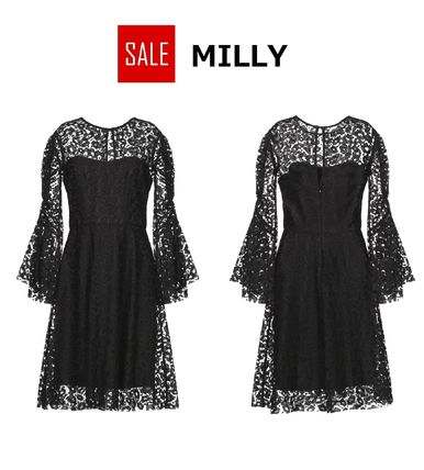 Milly ワンピース ★SALE★MILLY  ひざ丈ワンピース