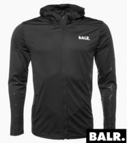 芸能人愛用 BALR F-SERIES FITNESS ZIPPED TRAININGS HOODIE