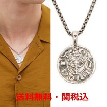 TOM WOOD★Viking Coin Pendant  silver