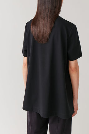 COS Tシャツ・カットソー [COS]SQUARE-NECK SHIRT(4)