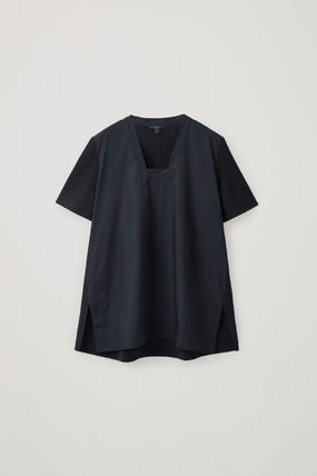 COS Tシャツ・カットソー [COS]SQUARE-NECK SHIRT(6)