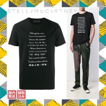 〔国内発送〕STELLA MCCARTNEY All Together Now Tシャツ メンズ