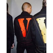 VLONE FRIENDS DENIM JACKET デニム ジャケット
