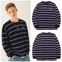 日本未入荷MARK GONZALESのBTS着用M/G STRIPED LONG SLEEVE TEE