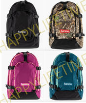 ◆Week1◆SUPREME19FW★WATER RESISTANT CORDURA NYLON BACKPACK