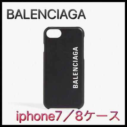 new products a28ae dc24e SALE!! BALENCIAGA iphone7/8ケース