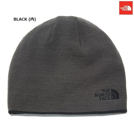 THE NORTH FACE ニットキャップ・ビーニー 【新作】 THE NORTH FACE ★人気★REVERSIBLE TNF BANNER BEANIE(3)
