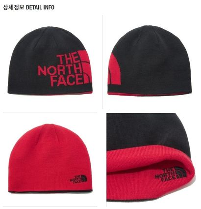 THE NORTH FACE ニットキャップ・ビーニー 【新作】 THE NORTH FACE ★人気★REVERSIBLE TNF BANNER BEANIE(7)