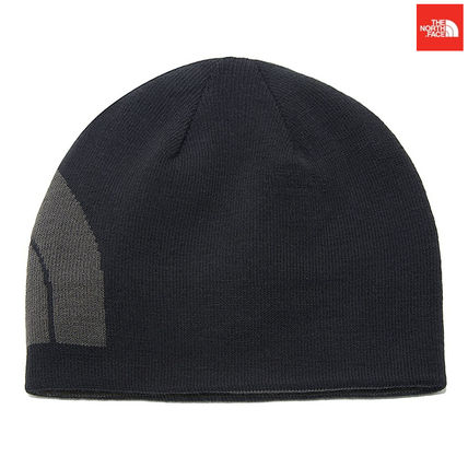 THE NORTH FACE ニットキャップ・ビーニー 【新作】 THE NORTH FACE ★人気★REVERSIBLE TNF BANNER BEANIE(8)