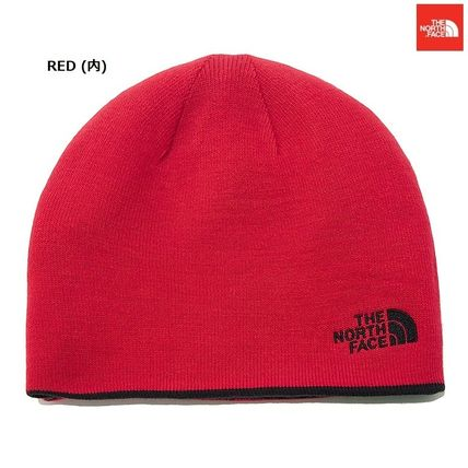 THE NORTH FACE ニットキャップ・ビーニー 【新作】 THE NORTH FACE ★人気★REVERSIBLE TNF BANNER BEANIE(11)