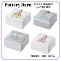 日本未入荷【Pottery Barn】Disney Princess Jewelry Box 宝石箱