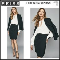 【海外限定】REISS スカート☆GINNIE SKIRT TAILORED PENCIL SKI