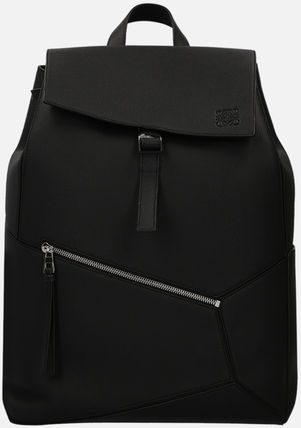 【LOEWE】PUZZLE BACKPACK IN SOFT GRAINY LEATHER