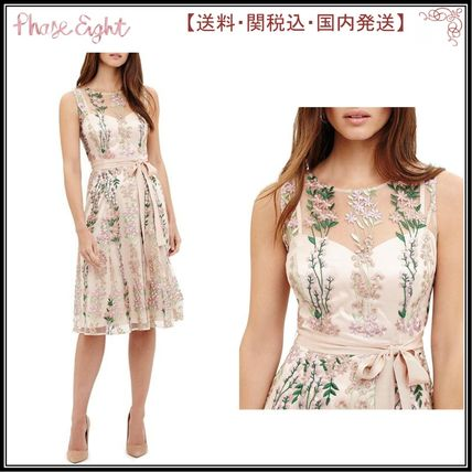 Phase Eight ワンピース 【関税込】Phase Eight ワンピース☆Fodula Embroidered Dress