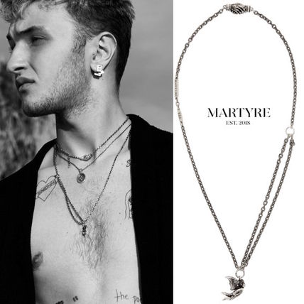 Martyre ネックレス・チョーカー ロス発!Arcadia Necklace【MARTYRE】925 Sterling Silver