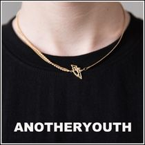 ANOTHER YOUTH◆ミックス チェーン ネックレスEL4839