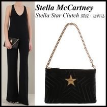 Stella McCartney*Stella Star Chain Strap Clutch 関税/送料込