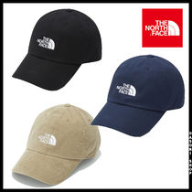 ★THE NORTH FACE★ 兼用 COTTON BALL CAP ボールキャップ 3色