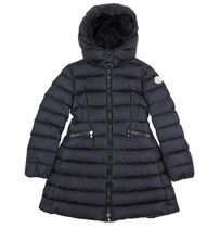 MONCLER(モンクレール) キッズアウター お早めに♪MONCLER Kids★CHARPAL Navy 4~6歳【関税込】
