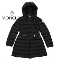 MONCLER(モンクレール) キッズアウター お早めに♪MONCLER Kids★CHARPAL Black 4~6歳【関税込】